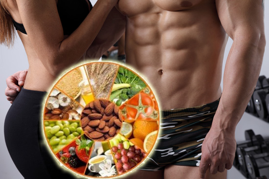 Dieta para abdominales perfectos