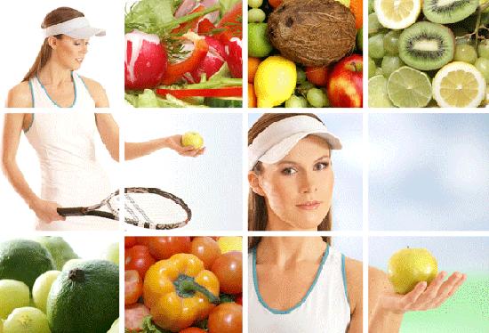 Dieta para deportista