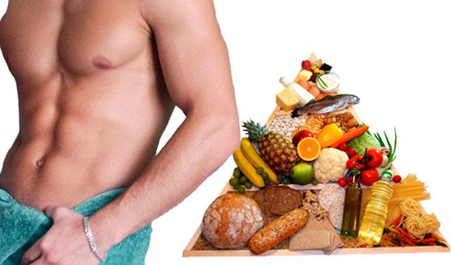 Dieta volumen muscular