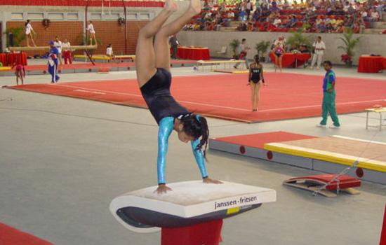 Ejercicios de gimnasia