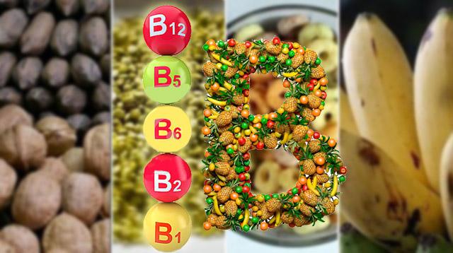 Vitaminas del grupo B