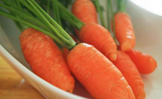 Zanahoria, propiedades