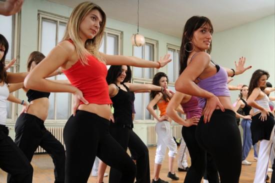 Clases de bailoterapia para adelgazar