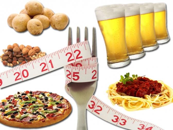 Cuáles son los alimentos que engordan fácilmente