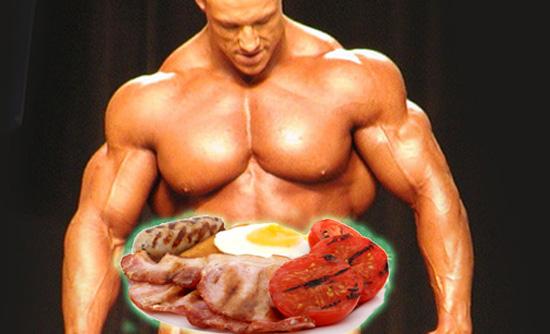Alimentación para ganar masa muscular