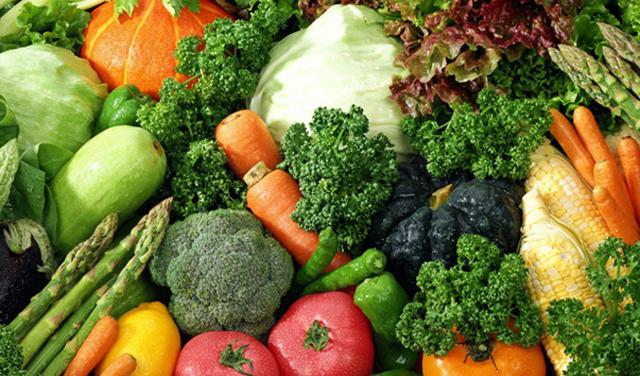 Alimentos con menos calorías