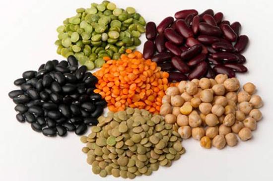 6 alimentos que contienen ácido fólico