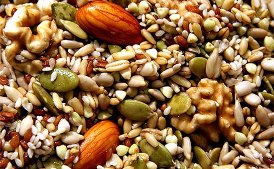 Alimentos que contienen magnesio