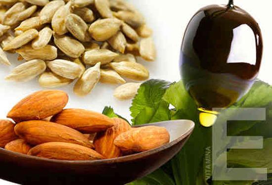 7 alimentos vitamina E saludables