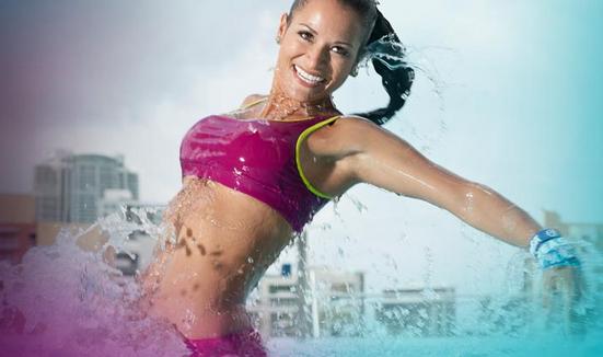 Aqua zumba: beneficios para adelgazar