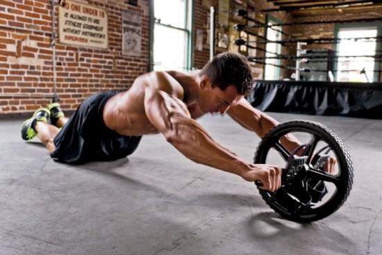 beneficios de una rueda abdominal