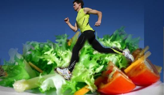 Cómo correr correctamente: la alimentación del corredor