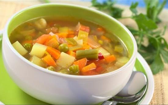 Cómo hacer la dieta de la sopa