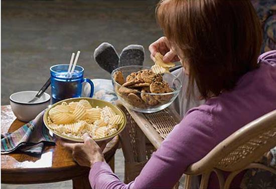 Cena para adelgazar