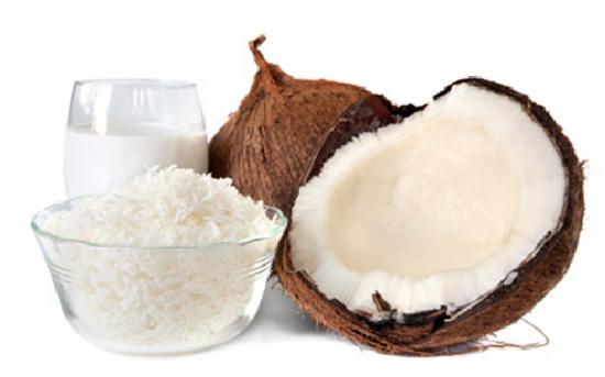 Coco: propiedades en la salud