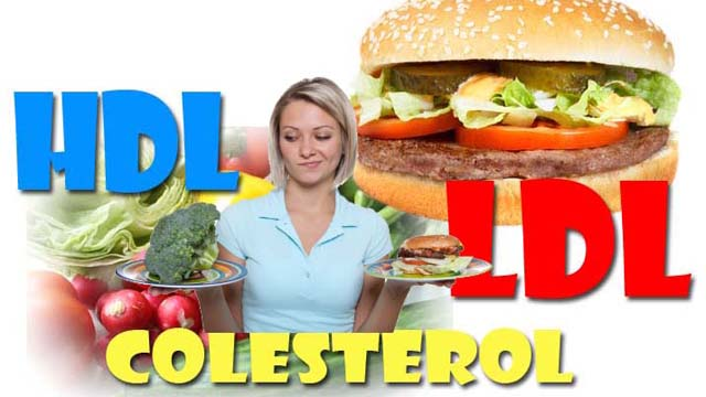 Consejos para el colesterol: dieta recomendada