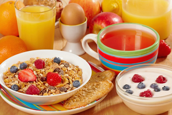 Desayunos para adelgazar