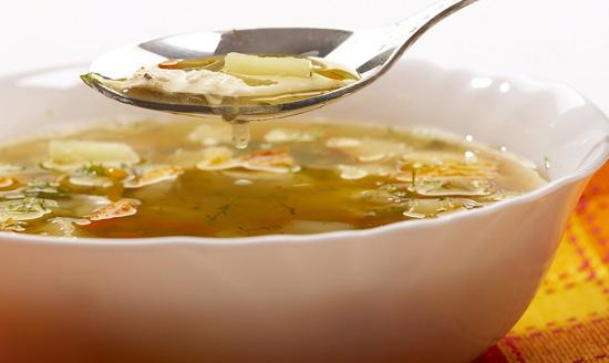 Receta de sopa de cebolla para bajar de peso