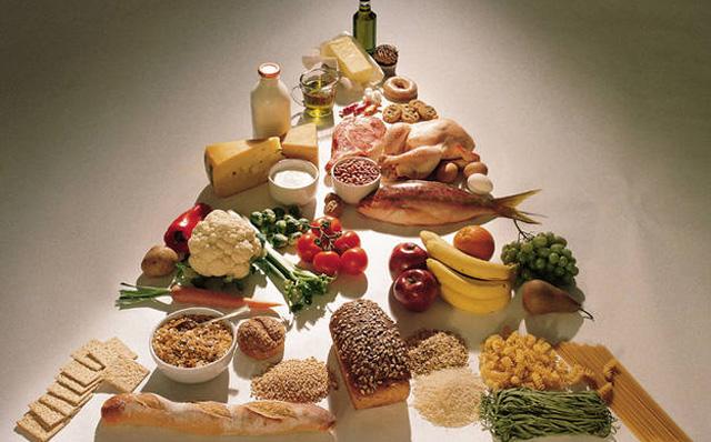 Dieta semanal equilibrada