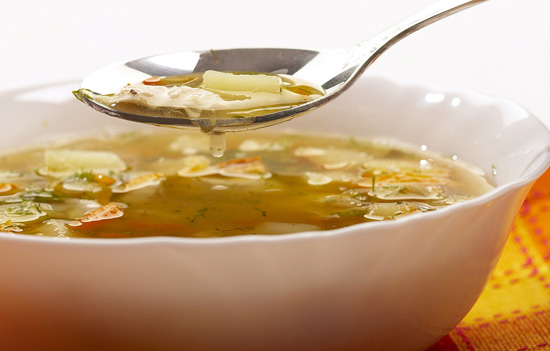 Dieta sopa de cebolla
