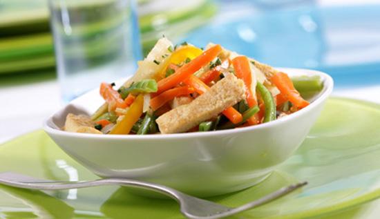 Comidas en las dietas para el colesterol