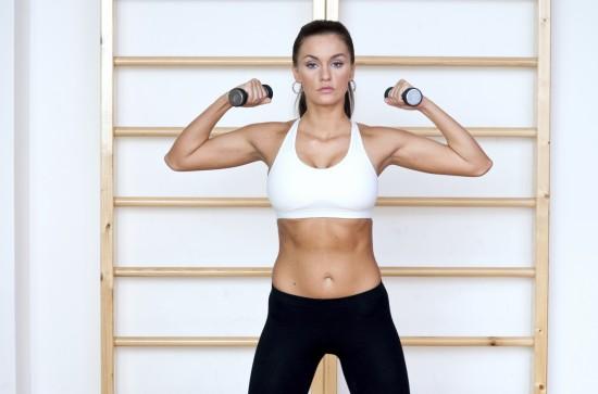 Ejercicios con pesas para correr