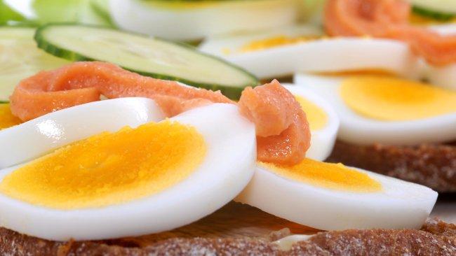 El huevo como alimento beneficioso