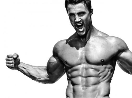 Entrenamiento para definir músculo