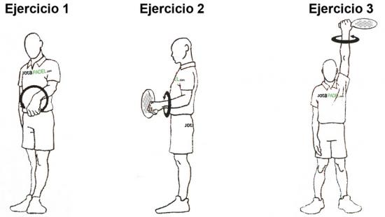 Epicondilitis: ejercicios de fortalecimiento