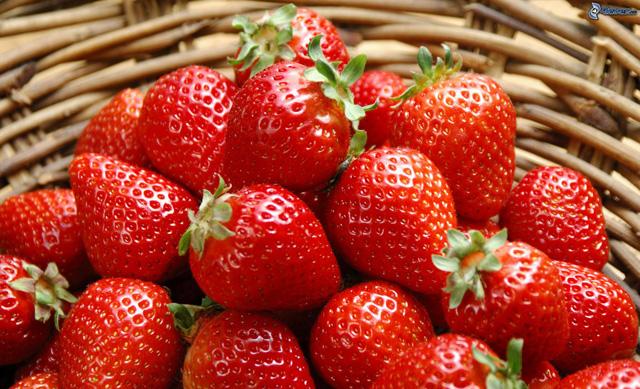 La fresa y sus propiedades
