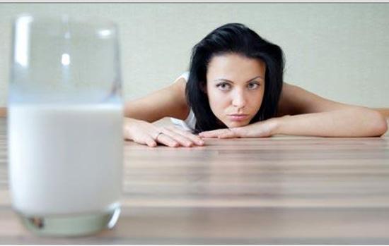 ¿La leche engorda?
