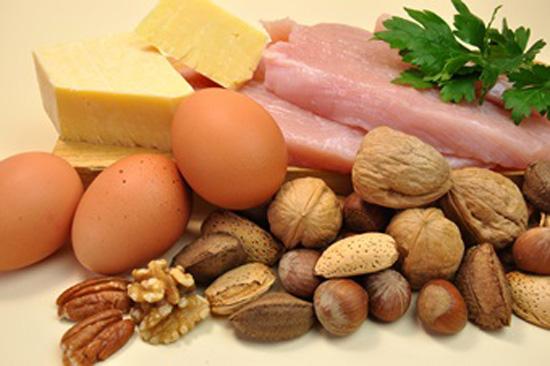 ¿Las proteínas engordan?