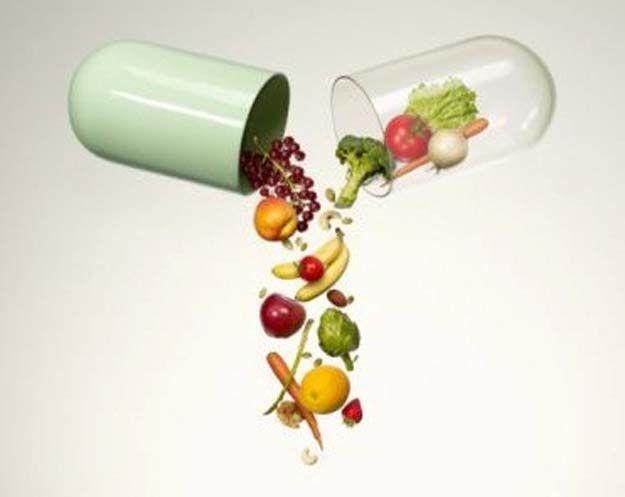 ¿Las vitaminas engordan?