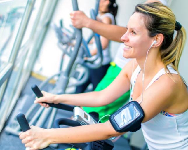 Música fitness para motivarte en el entrenamiento