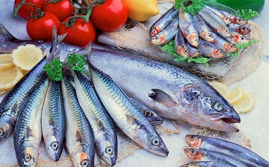 Pescado azul: tipos y beneficios