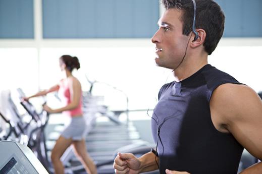 Rutina gym para bajar de peso rápido