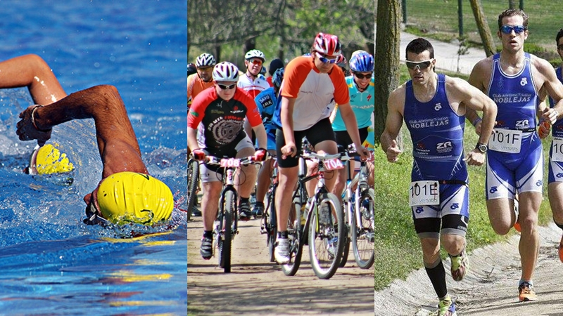 Triatlon: distancias que debes conocer