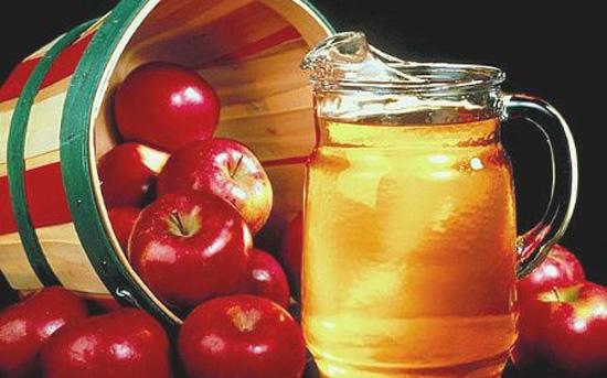 Vinagre de manzana: propiedades