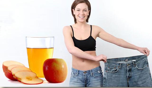 Vinagre de manzana para bajar de peso sirvex