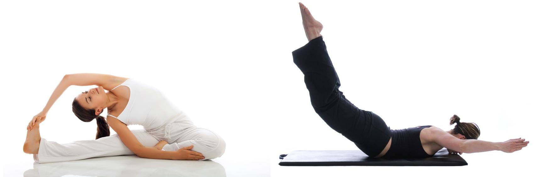 Yoga o Pilates: ¿Cuál es tu mejor opción para bajar de peso?