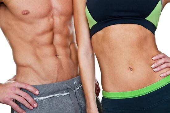 6 trucos para obtener un abdomen plano
