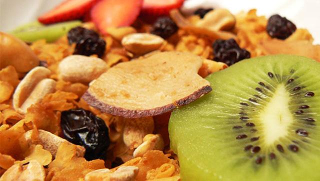 Alimentos contra estreñimiento