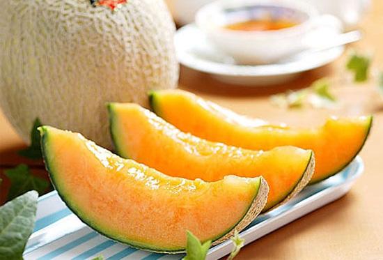 5 beneficios del melón