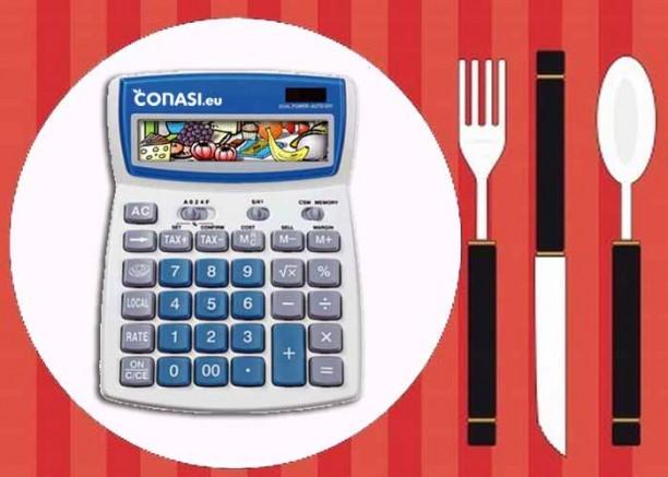 Calculadora calorías