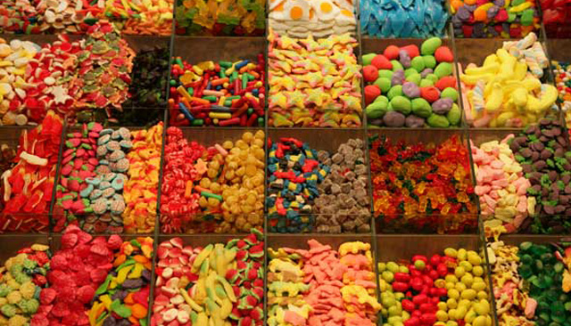 Caramelos sin azúcar y sus riesgos para la salud