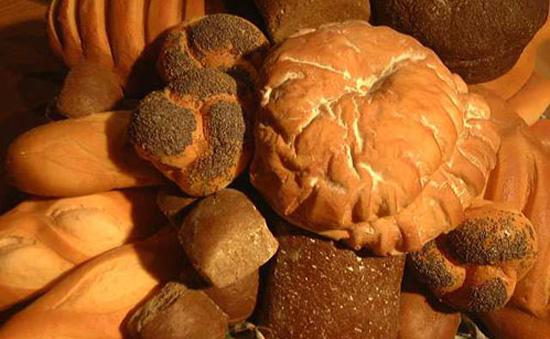 Clases de pan para la dieta: ¿cuál es el mejor?