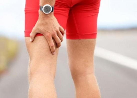 Correr con agujetas en las piernas es bueno