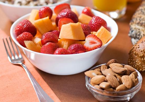 Desayunos de dieta saludables