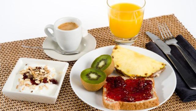 que desayunar en una dieta