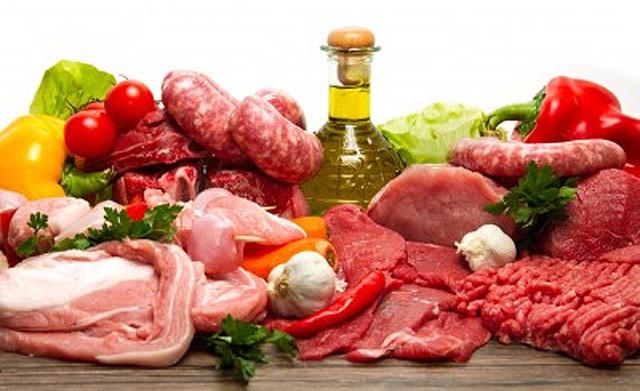 Ejemplo de dieta alta en proteínas